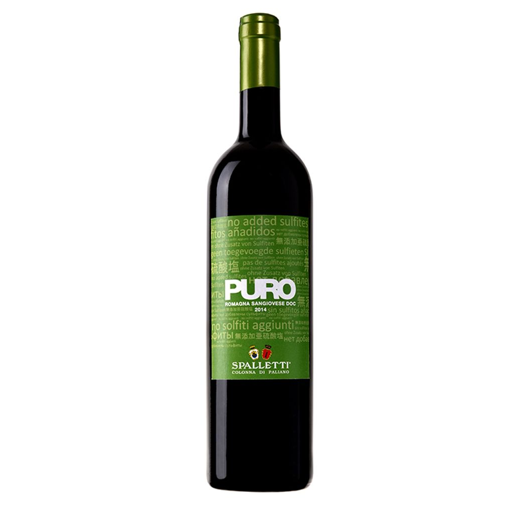 Puro - without added sulfites