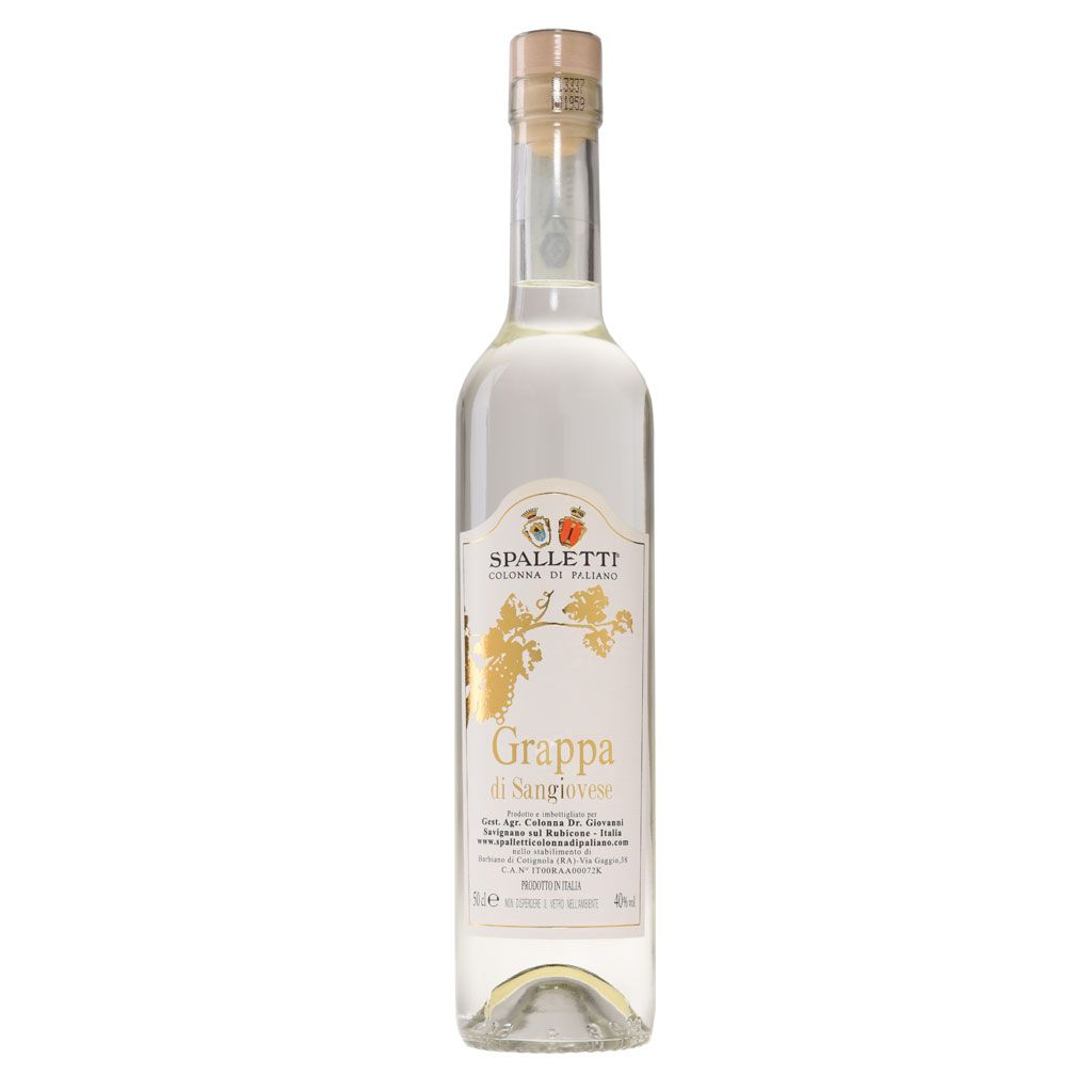 Brandy of Sangiovese